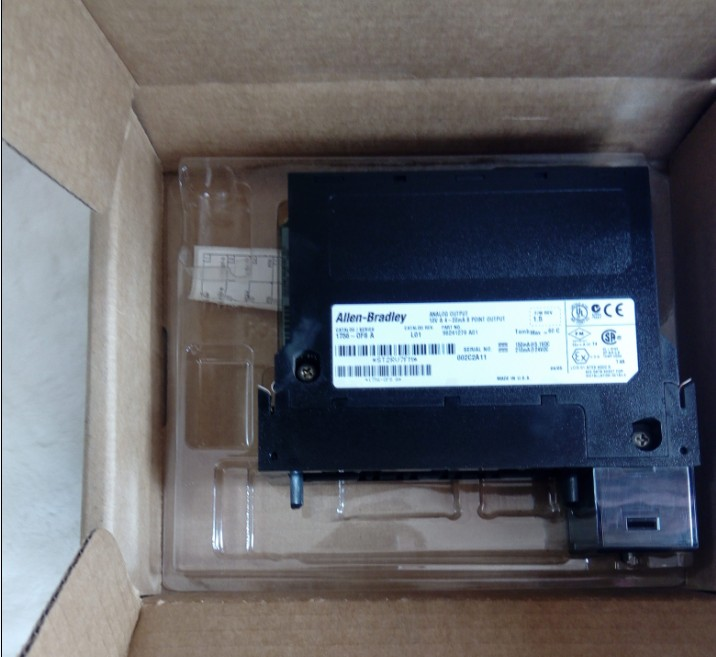 In stock Allen-Bradley 1756-L62S 1756-L62S