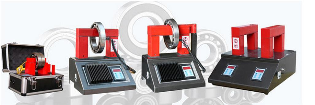 Bearing induction heater, Gear heater, gear ring heater,