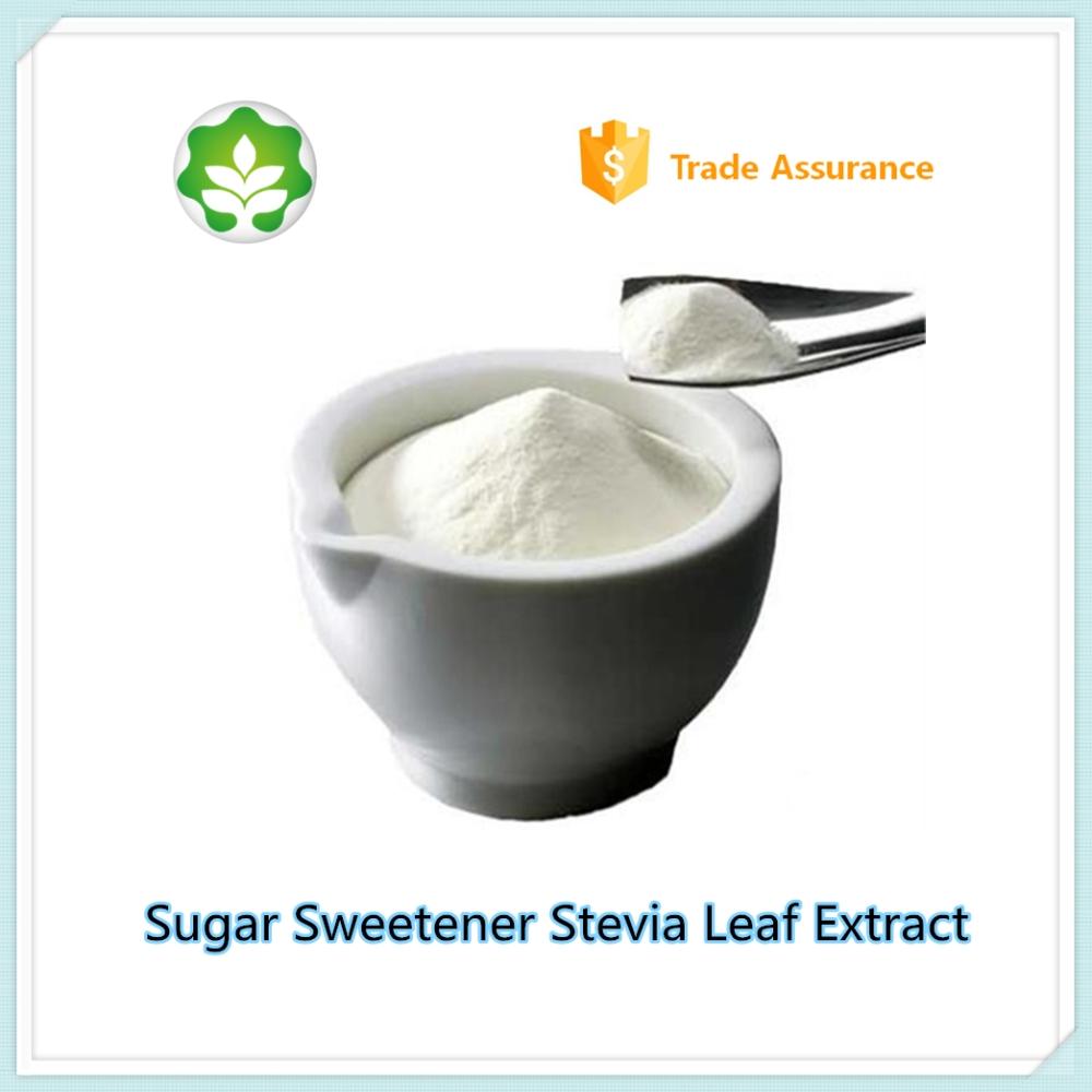 Grade A sugar sweetener stevia leaf powder extract