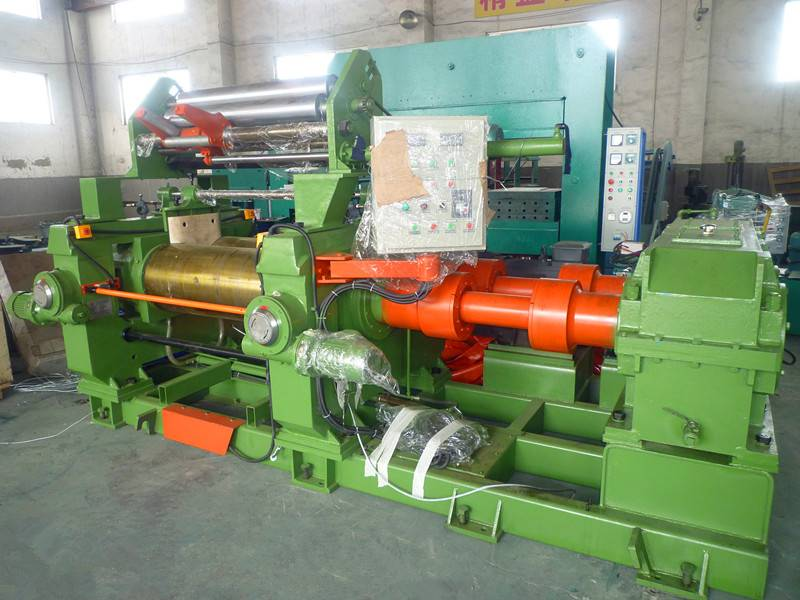 Open Rubber Mixing Mill Machine,Two Roller Rubber Mixing Mill Machine