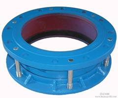 china flange type loose tube expansion joints