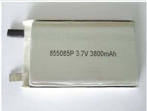 855085 3.7V 3800mAh digital product battery tablet battery cellphone battery