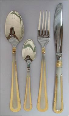 X054 Stainless steel tableware cutlery flatware