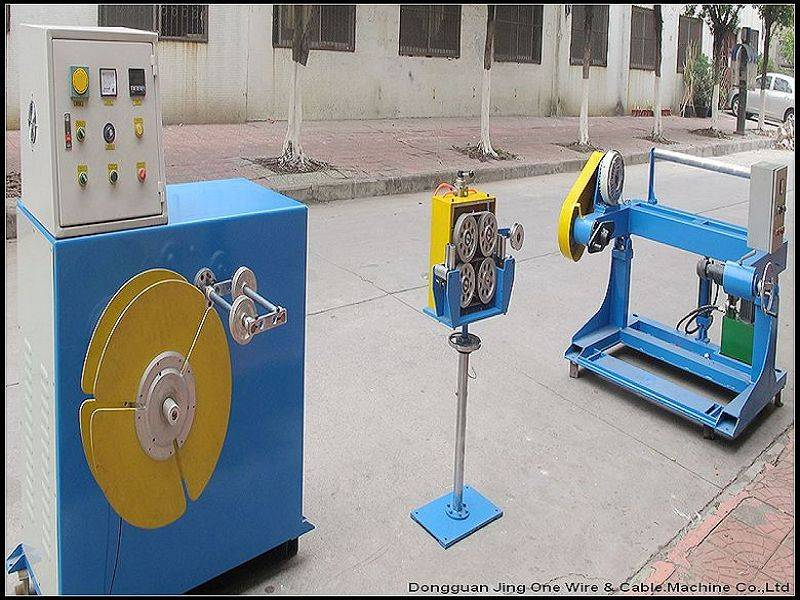 factory-outlet Automatic coiling machine for cable
