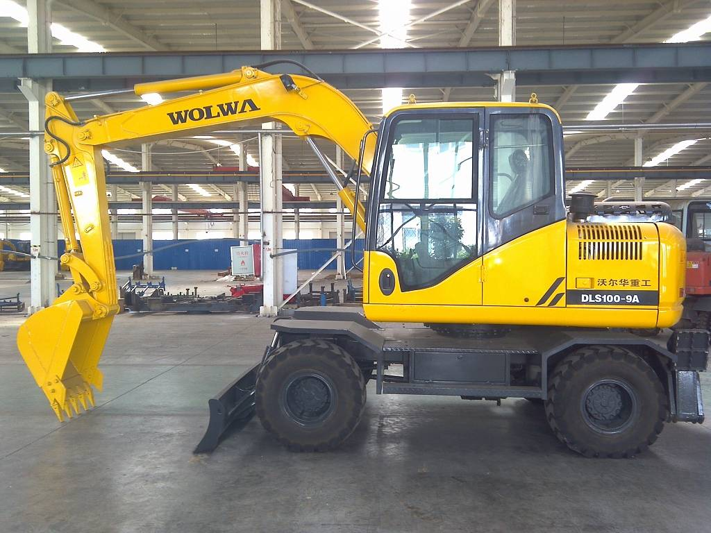excavator with high quality
