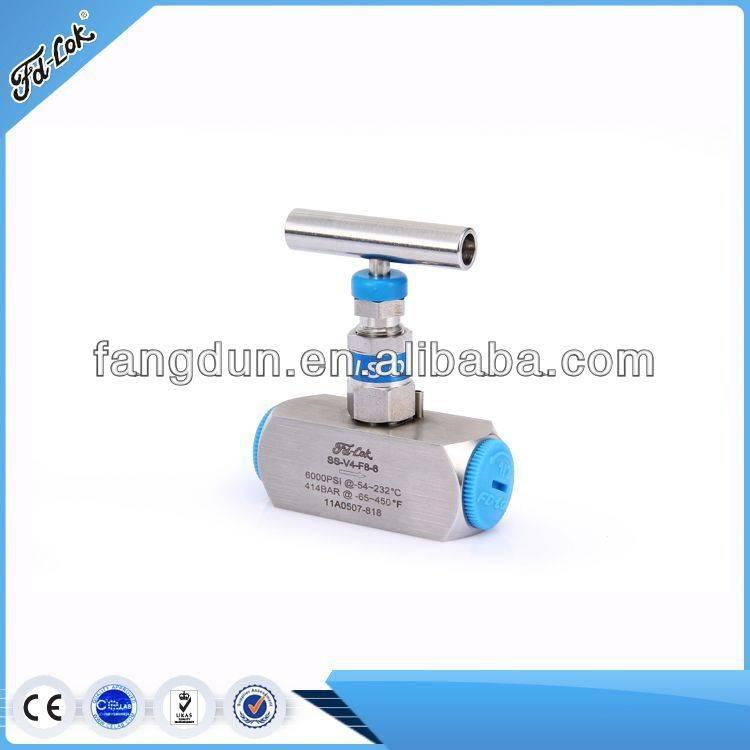 Bar Stock needle valve,stainless steel 316SS,304SS valve