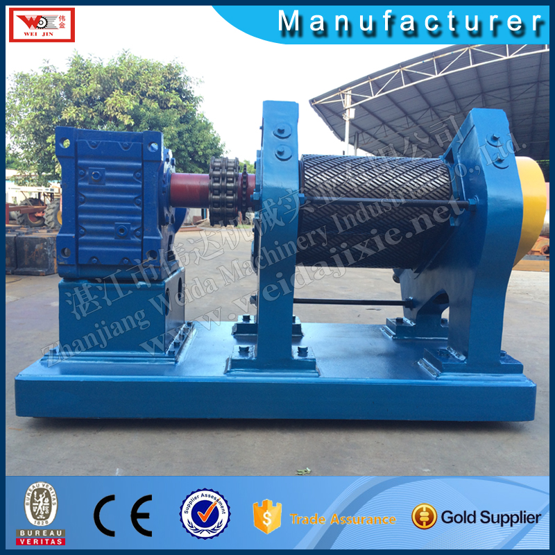 Best quality Hot sale creper machine/Rubber Cleaning Machine