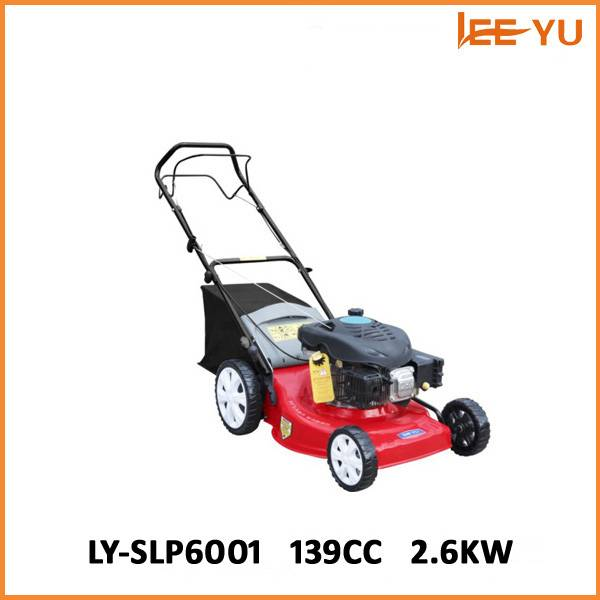 139CC 2.6KW Self-propelled Lawn mower