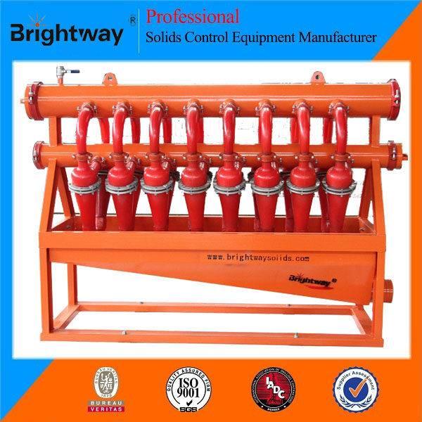 Brightway Solids 4 inch Mud Hydrocyclone Desilter