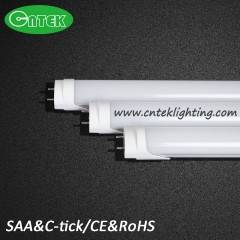 Good Price CE&ROHS&SAA approved 18W Microwave T8 led tube light