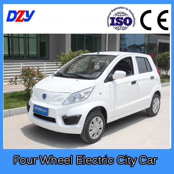 2016 Latest Style 4 Seats Electric Car Made In China