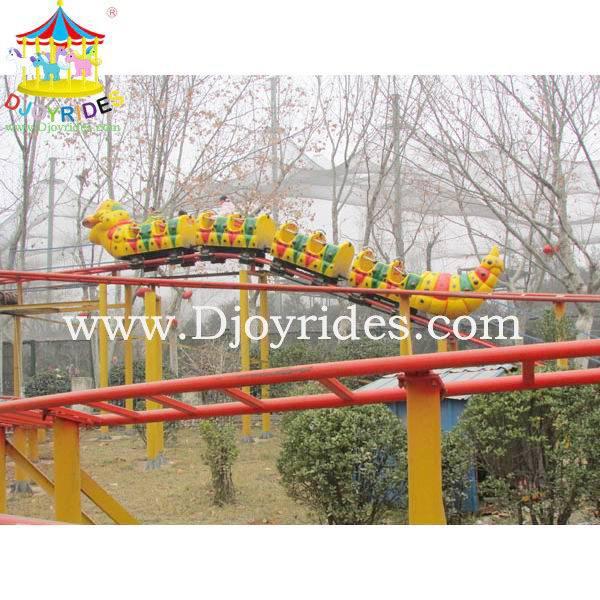 Mini Roller Coaster old Amusement Park Rides