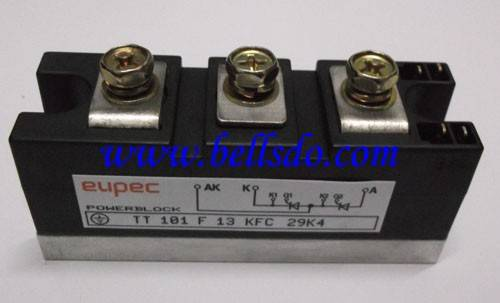 Eupec power module TT101F13KFC