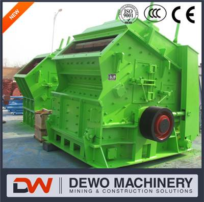 High Capacity Professional Impact Crusher for stone crushing plant