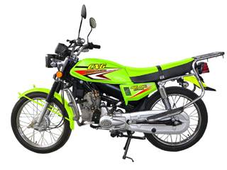 CNG motorcycle, dual fuel, electronic ejection,  KT125CNG-2,