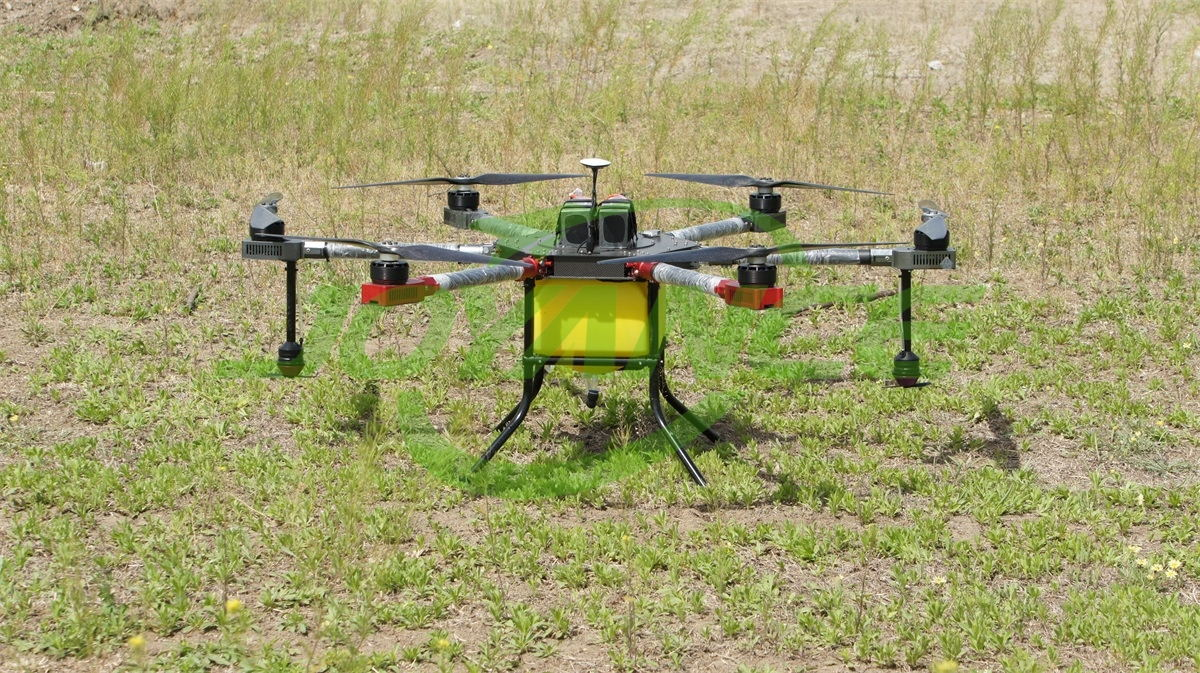 10 liters joyance agriculture sprayer drone autonomous flying with GPS and remote controller