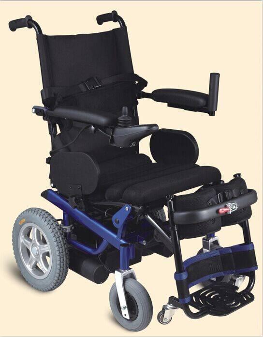 Standing Electric Wheelchair for Elderly FS139