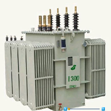 Transformer for Electric Supply (3-phase 22.9KV)