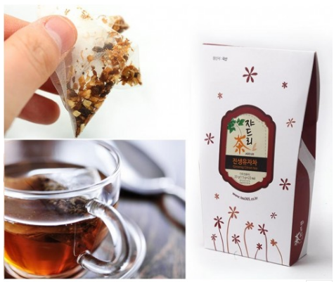 Citron Tea tea bag
