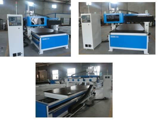 CNC Router CNC Machining Center ATC Routing Sludge 3000A