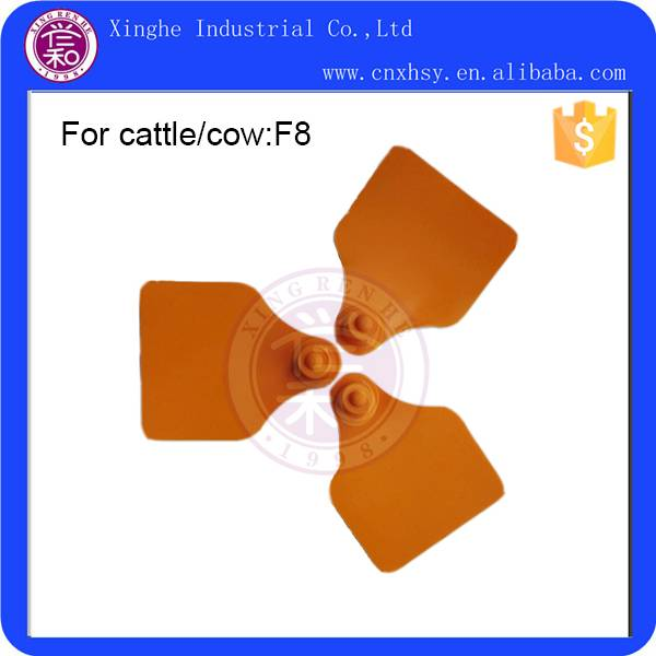 AFFD Colourful Cattle Identification Ear Tag