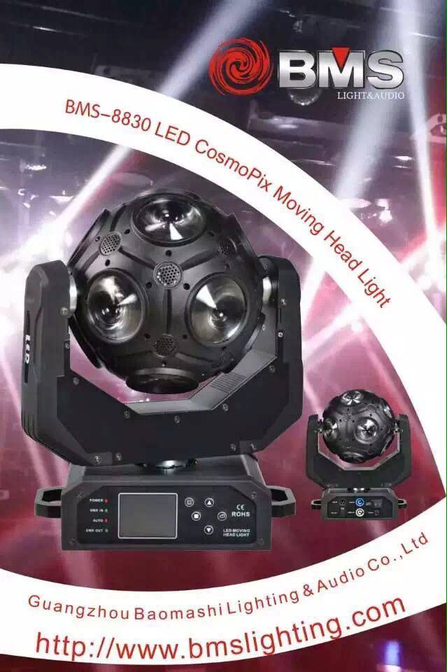 LED Moving Head  Football Effect Light