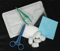 Dressing Pack & Surgical Pack