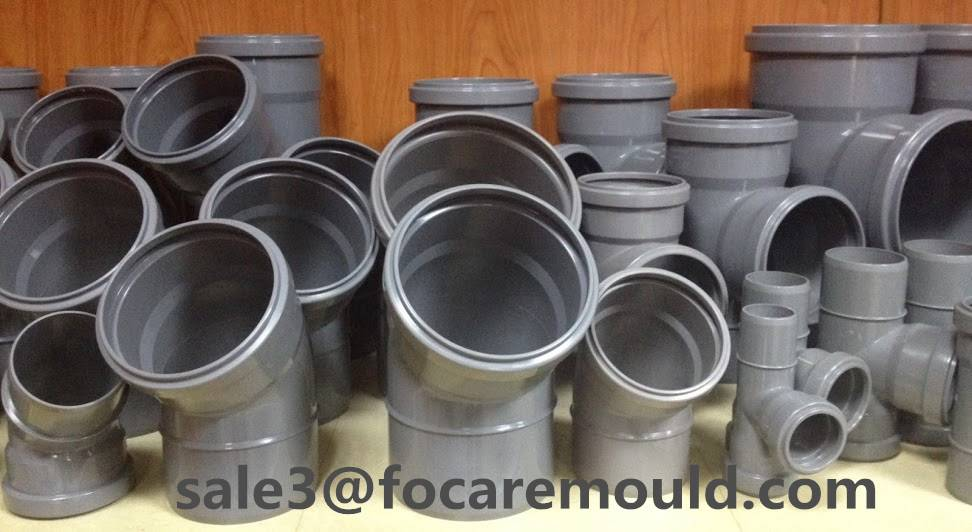 China piping mold maker, collapsible pipe fitting mould supply