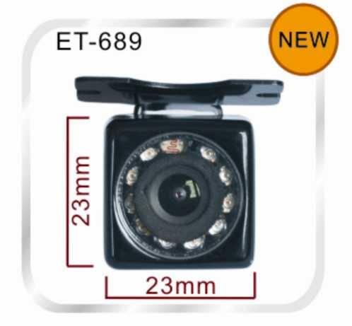 ET-689,Universal Car Camera ,23mm,New