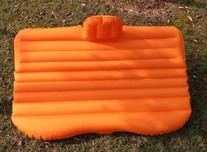 OEM inflatable car travel air bed mattress with CE certificate