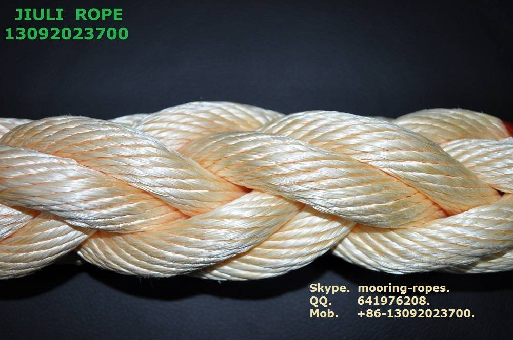 high performance mooring ropes