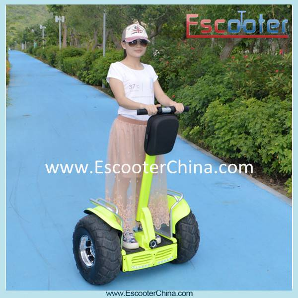 China electric chariot,off road 2 wheel self balancing electric scooter