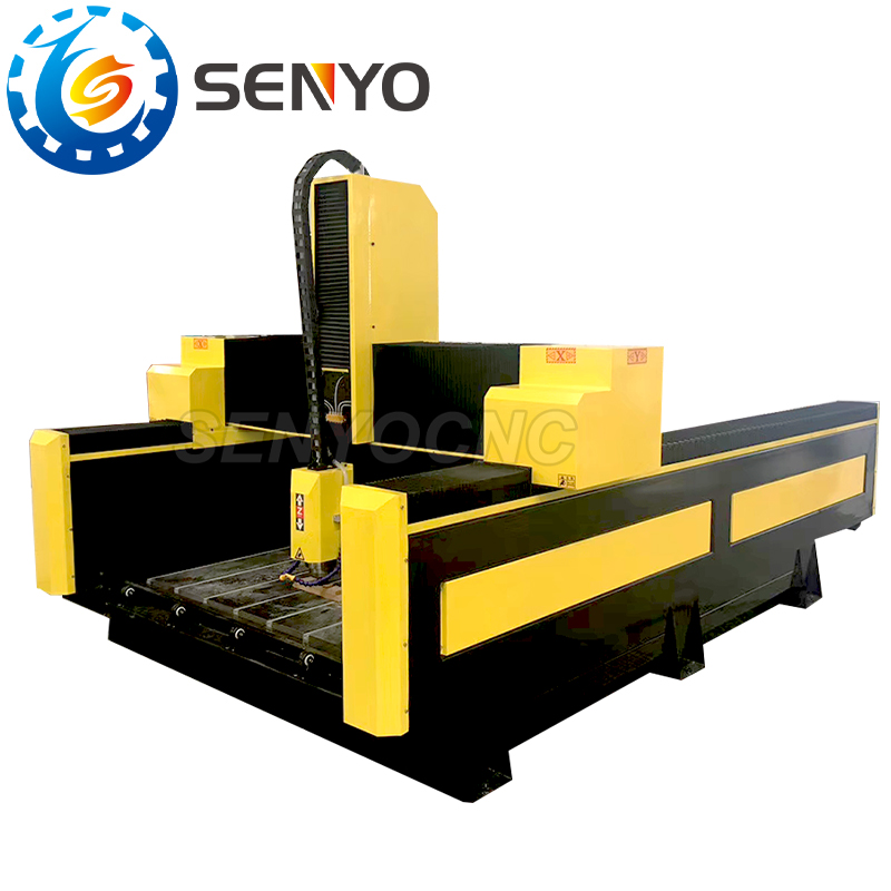 cnc router manufacturer provide hot sale popular cnc router stone cutting machine /Tombstone engravi