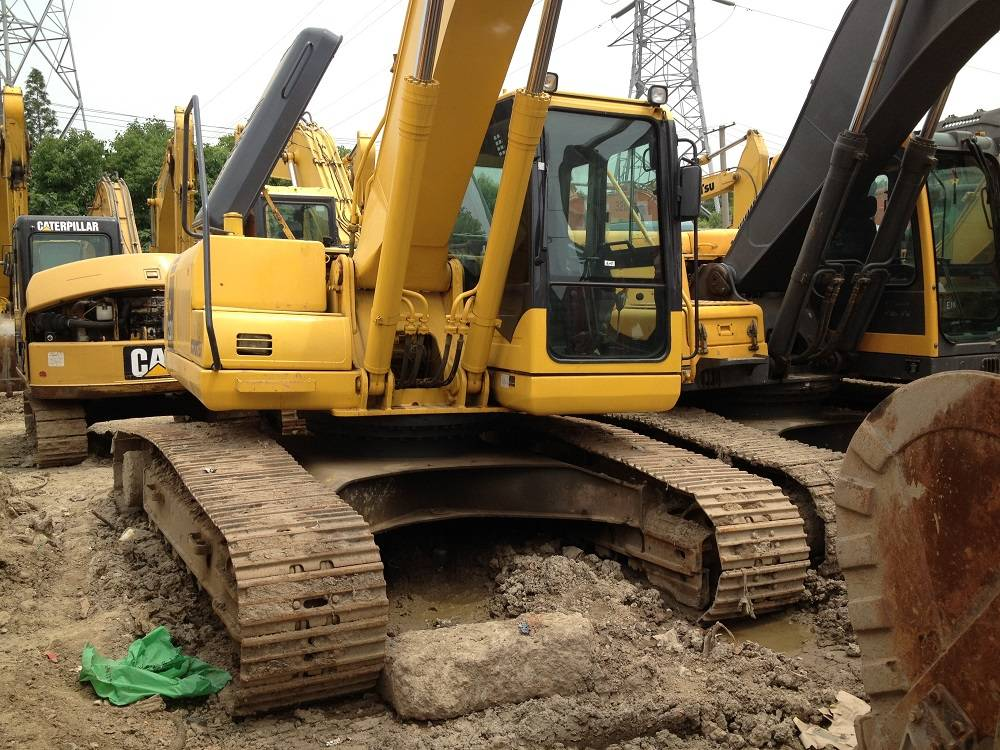Used Komastu PC220-7 Excavator, Used Komastu Excavator PC220-7 for Sale