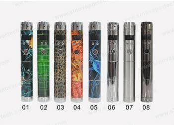 Original Vamo V5 Mod Kit Stainless Steel/Copper E-Cigarette Vamo VV Mod