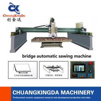CKDQ-500/600 Automatic Bridge Stone Cutting Machine