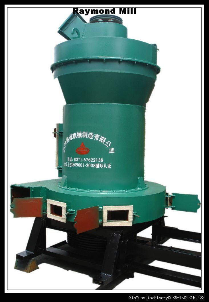 Raymond Stone/Rock Grinding Mill with Large Stocks