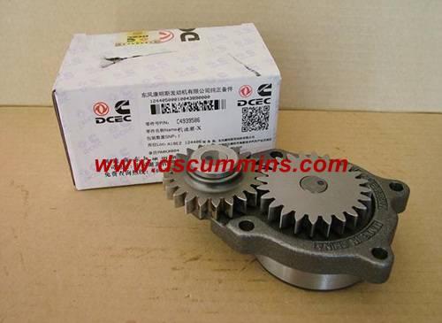 Cummins Isde Engine Parts, Oil Pump (4939586)
