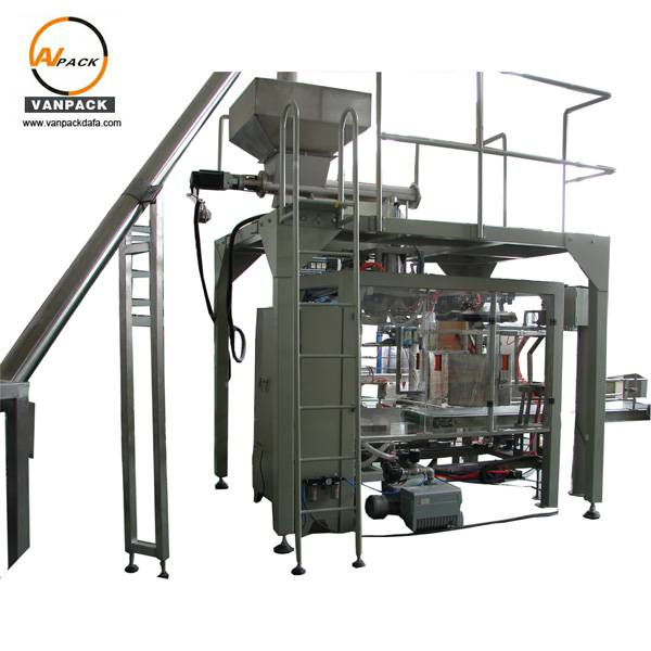 25kg Granule Full Automatic Filling Machine Line