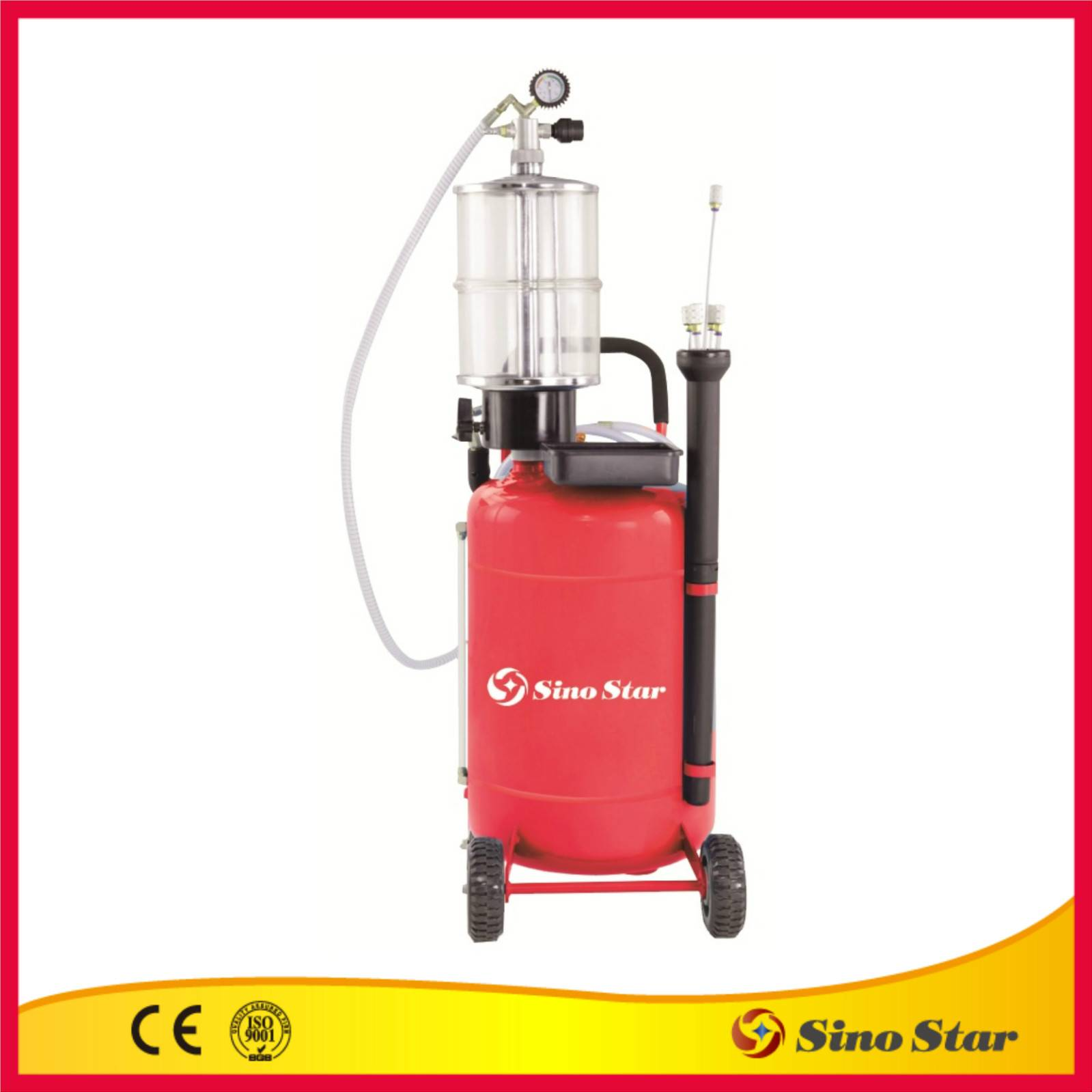 Air Operated Oil Collecting Machine(SS-F43076)