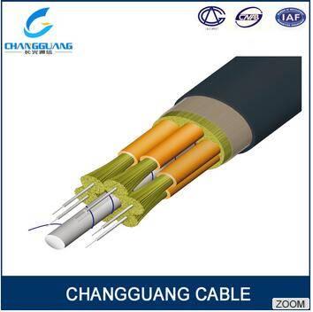 Gjbfjv Breakout Tight Buffer Fiber Optic Cable Waterproof Fiber Cable Multi Purposes Multi Modes Mul