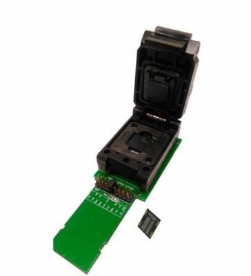 WL eMCP221 Test Socket Adapter BGA221 SD Test socket