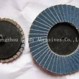 Aluminium Oxide screwing Flap Disc