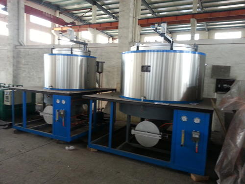Vacuum cleaner Cleaning Furnace for candle filter Spin Pack