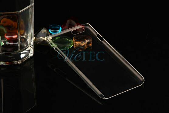 Ultra Thin Transparent Crystal Clear Hard Case for iPhone 6