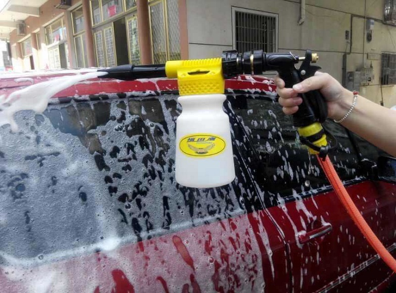 Low Pressure Car Wash Foam Gun