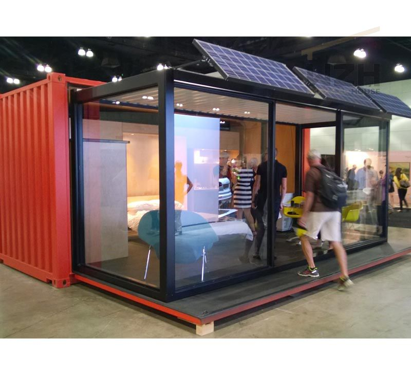 Steel Structure shipping Container House