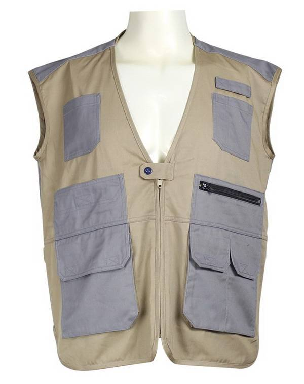 Multi-Pockets Work Vest QWTW-WKW-OUT-V113