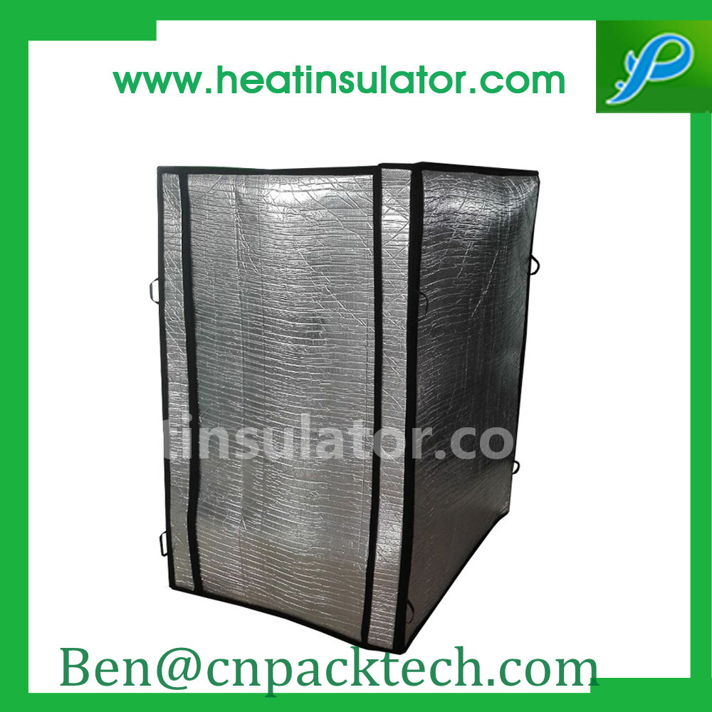 Waterproof Bubble Thermal Insulated Pallet Covers