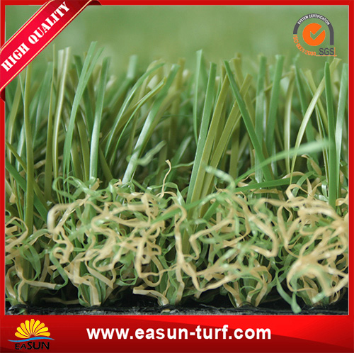 Hot sale indoor and outdoor gazon artificial turf grass with sgs-ML